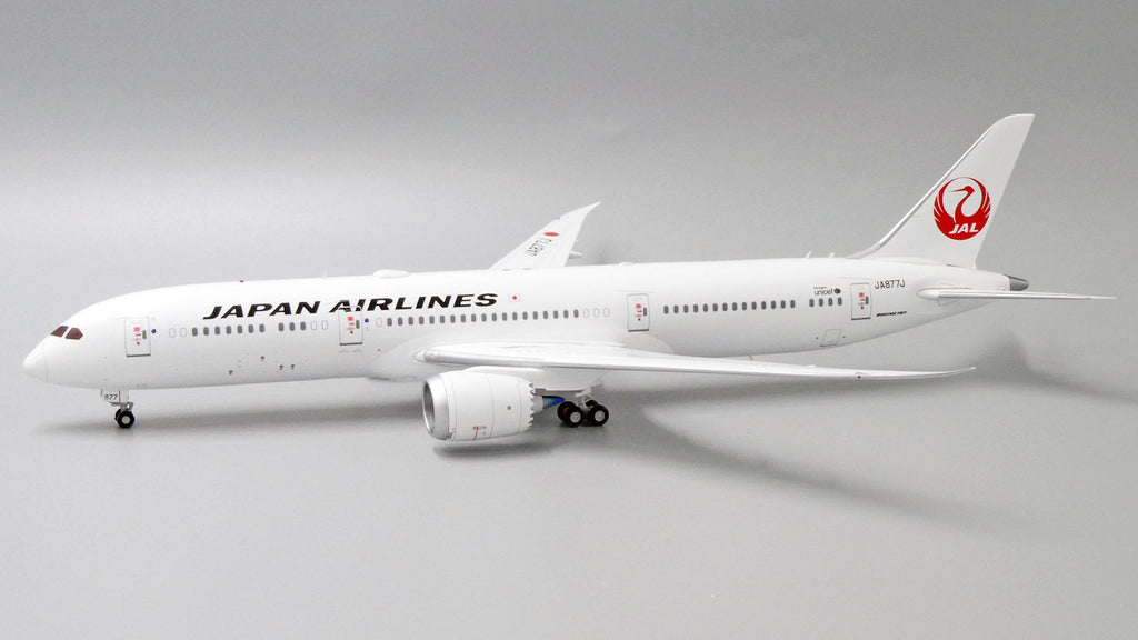 Japan Airlines Boeing 787-9 JA877J JC Wings EW2789006 Scale 1:200