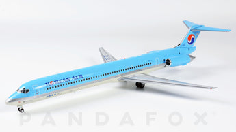 Korean Air MD-83 HL7570 JC Wings EW2M83001 Scale 1:200
