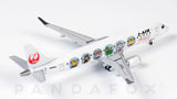 J-Air Embraer E-190 JA254J Shimajiro JC Wings EW4190002 Scale 1:400