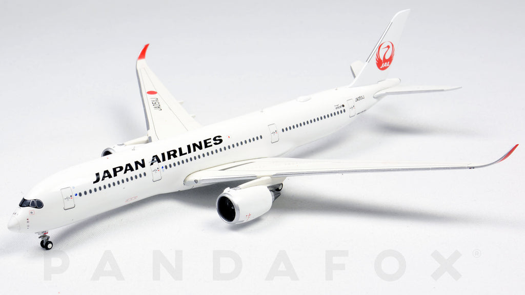 Japan Airlines Airbus A350-900 JA05XJ JC Wings EW4359004 Scale 1:400