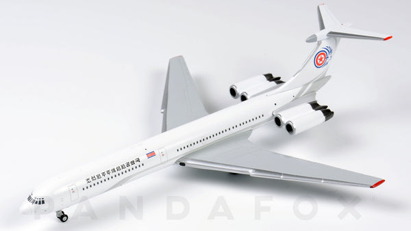 Air Koryo Ilyushin Il-62M P-618 JC Wings EW462M001 Scale 1:400