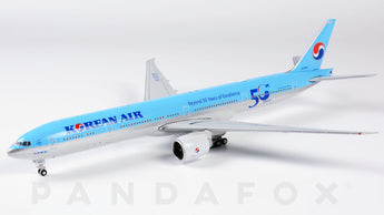Korean Air Boeing 777-300ER HL8008 Beyond 50 Years of Excellence JC Wings EW477W002 Scale 1:400