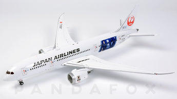 Japan Airlines Boeing 787-8 JA841J Spirit of Victory JC Wings EW4788001 Scale 1:400