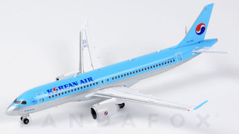 Korean Air Bombardier CS300 HL7201 JC Wings EW4CS3001 Scale 1:400