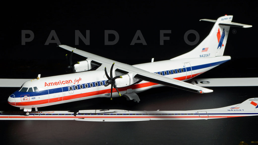 American Eagle ATR 72-500 N420AT GeminiJets G2AAL428 Scale 1:200