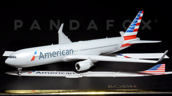 American Airlines Boeing 767-300ER N393AN GeminiJets G2AAL631 Scale 1:200