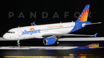 Allegiant Airbus A320 N221NV GeminiJets G2AAY458 Scale 1:200