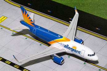Allegiant Airbus A319 GeminiJets G2AAY663 Scale 1:200