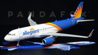 Allegiant Airbus A320 GeminiJets G2AAY664 Scale 1:200