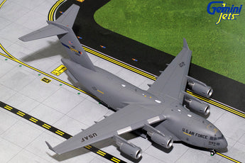 USAF Boeing C-17 80106 Charlotte ANG GeminiJets G2AFO787 Scale 1:200
