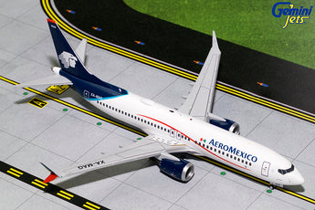 Aeromexico Boeing 737 MAX 8 XA-MAG GeminiJets G2AMX708 Scale 1:200