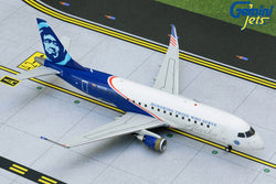 Alaska Airlines Embraer E-175 N651QX Honoring Those Who Serve GeminiJets G2ASA886 Scale 1:200
