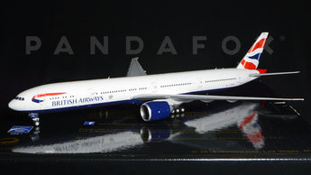 British Airways Boeing 777-300ER G-STBG GeminiJets G2BAW541 Scale 1:200