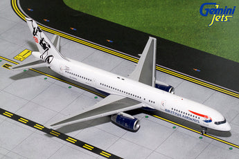 British Airways Boeing 757-200 G-CPEV Rendezvous Tail GeminiJets G2BAW691 Scale 1:200
