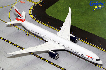 British Airways Airbus A350-1000 G-XWBA GeminiJets G2BAW784 Scale 1:200