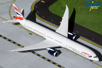 British Airways Boeing 787-10 G-ZBLA GeminiJets G2BAW904 Scale 1:200