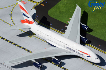 British Airways Airbus A380 G-XLEC GeminiJets G2BAW905 Scale 1:200