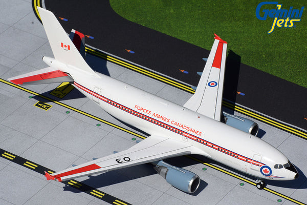 Royal Canadian Air Force Airbus A310-300 15003 GeminiJets G2CAF862 Scale 1:200