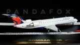 Delta Connection Bombardier CRJ700 N611QX GeminiJets G2DAL327 Scale 1:200