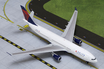 Delta Airbus A330-200 N860NW GeminiJets G2DAL332 Scale 1:200