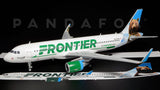 "Frontier Airlines Airbus A320 N227FR ""Griswald the Bear"" GeminiJets G2FFT514 Scale 1:200"
