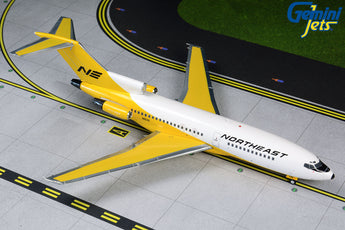 Northeast Airlines Boeing 727-100 N1632 GeminiJets G2NEA828 Scale 1:200