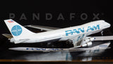 "Pan Am Boeing 747-100 N741PA ""Billboard polished livery"" GeminiJets G2PAA619 Scale 1:200"