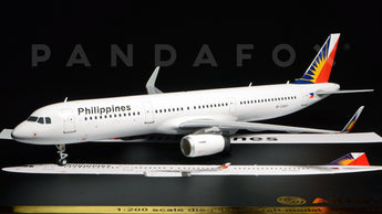 Philippine Airlines Airbus A321 RP-C9907 GeminiJets G2PAL484 Scale 1:200
