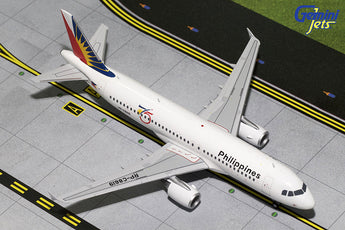 "Philippine Airlines Airbus A320 RP-C8619 ""75th Anniversary"" GeminiJets G2PAL616 Scale 1:200"