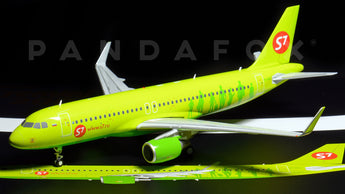 S7 Airlines Airbus A320 VP-BOL GeminiJets G2SBI651 Scale 1:200