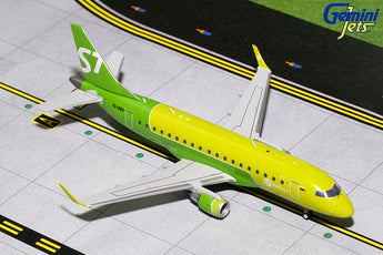 S7 Airlines Embraer E-170 VQ-BBO GeminiJets G2SBI702 Scale 1:200
