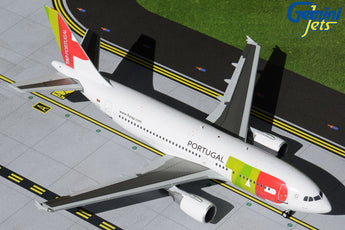 TAP Air Portugal Airbus A310-300 CS-TEX GeminiJets G2TAP890 Scale 1:200