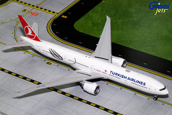 Turkish Airlines Boeing 777-300ER TC-JJT GeminiJets G2THY680 Scale 1:200