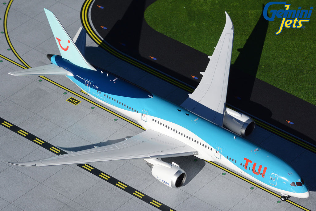 TUI Airways Boeing 787-9 G-TUIM GeminiJets G2TOM908 Scale 1:200