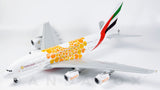 Emirates Airbus A380 A6-EOU Expo 2020 Orange GeminiJets G2UAE758 Scale 1:200