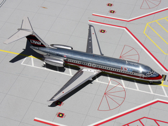 US Air DC-9-30 N932VJ GeminiJets G2USA272 Scale 1:200