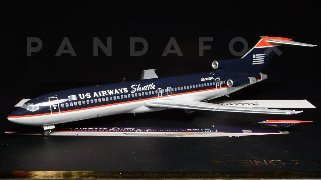 US Airways Shuttle Boeing 727-200 N925TS GeminiJets G2USA288 Scale 1:200