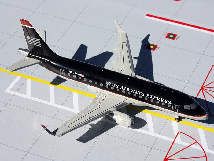 US Airways Express Embraer E-170 N807MD GeminiJets G2USA336 Scale 1:200