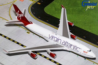 Virgin Atlantic Boeing 747-400 G-VBIG GeminiJets G2VIR766 Scale 1:200