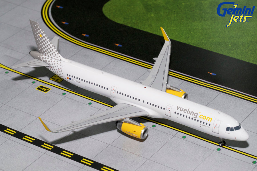 Vueling Airbus A321 EC-MLM GeminiJets G2VLG687 Scale 1:200