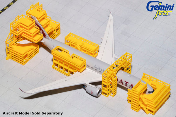 Aircraft Maintenance Scaffolding GeminiJets GJAMS1828 Scale 1:400