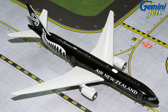 Air New Zealand Boeing 777-200ER ZK-OKH All Blacks GeminiJets GJANZ1840 Scale 1:400