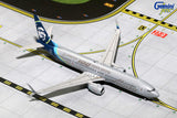 "Alaska Airlines Boeing 737-900 N248AK ""100 Years of Boeing"" GeminiJets GJASA1590 Scale 1:400"