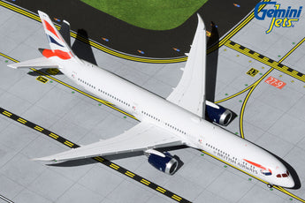 British Airways Boeing 787-10 G-ZBLA GeminiJets GJBAW1931 Scale 1:400