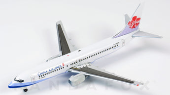 China Airlines Boeing 737-800 B-18608 GeminiJets GJCAL124 Scale 1:400