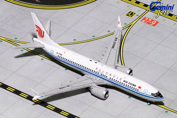 Air China Boeing 737 MAX 8 B-1396 GeminiJets GJCCA1706 Scale 1:400