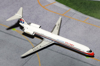 China Eastern MD-82 B-2127 GeminiJets GJCES1372 Scale 1:400