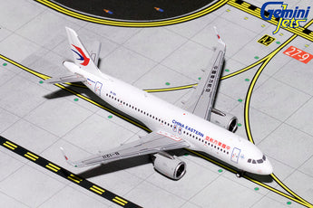 China Eastern Airbus A320neo B-1211 GeminiJets GJCES1599 Scale 1:400