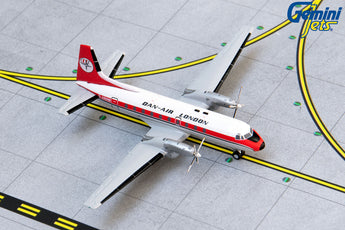 Dan-Air London HS 748 G-ARRW GeminiJets GJDAN112 Scale 1:400