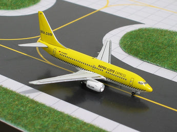 Hapag Lloyd Express Boeing 737-700 D-AGEP GeminiJets GJHLF361 Scale 1:400